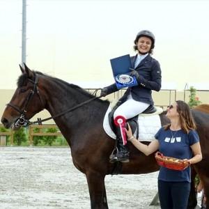 Zlaty with Lukrecia