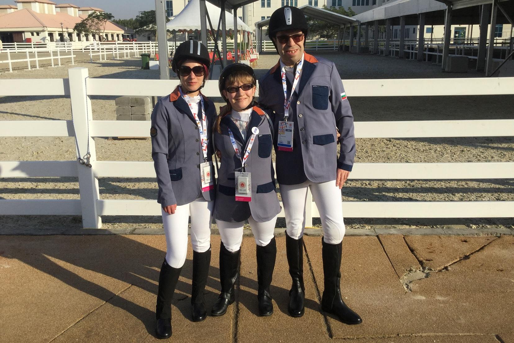 Нашите атлети завоюваха 9 медала на Световните игри на Спешъл Олимпикс, Абу Даби 2019